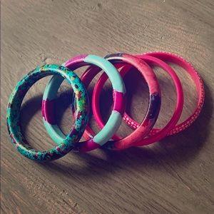 H&M 5 Bangle Bracelets